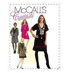 McCall Sewing Pattern: M5928...