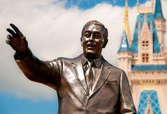 Partners Statue Disney World-17