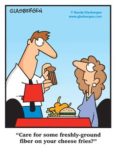 LOL! Maybe that would cancel out all the bad stuff! | via @SparkPeople #healthyhumor #diet #weightloss #diethumor
