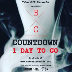 Bass music friends. 1 DAY TO GO!!!! Marked your calender for this Friday 27th May  exclusive bass music culture awaits you! BazzAvangers X Crush known as B x C #KL #BassMusic #BassMusicCulture #garage #2steps #drumnbass #dnb #jungle #dub #ragga #reggae #hiphop #Turntablism #mixcloud #soundcloud by takeoffrecords