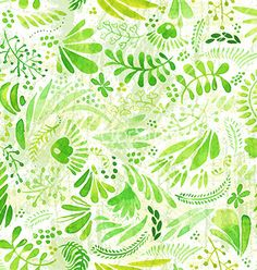 Spring seamless textured background vector on VectorStock