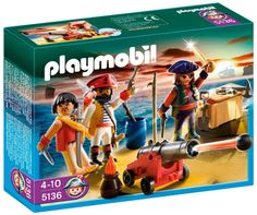 Playmobil 5136 - Ciurma di pirati:Amazon:Giochi