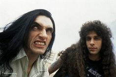 Peter Steele and Josh Silver