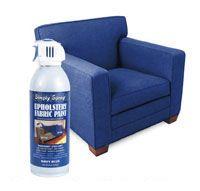 Upholstery Spray Paint - Simply Spray - Fabric Spray (www.fabricspray.co.uk)