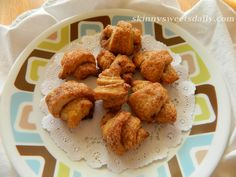 This ismy version of my Grandma Anna's classic rugelach cookie. Rugelach (pronounced rug-a-la) is a cookie that is served for many Jewish holidays, the most popular holiday being Chanukah. ...
