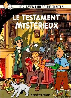 Le testament mystérieux
