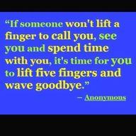 Wave Goodbye...