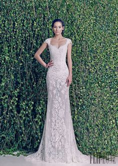 Lebanese fashion designer Zuhair Murad unveiled his highly anticipated bridal collection for fall 2014 season. In case you have missed it, see Zuhair Murad Zuhair Murad Mariage, Zuhair Murad Bridal, Zuhair Murad Dresses, Wedding Dresses 2014, Wedding Attire, Bridal Dresses, Wedding Gowns, Couture Dresses, Mod Wedding