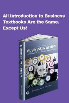 Order Business in Action Edition Digital Enterprise, Business Website, Textbook, Texts, Action, Teaching, Group Action, Learning, Texting