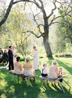 Italian Destination Wedding Ceremony