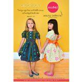 Modkid Addison Vintage Style Dress Girls Pattern By The Each - http://sewingpins.net/sewing/sewing-patterns/modkid-addison-vintage-style-dress-girls-pattern-by-the-each/