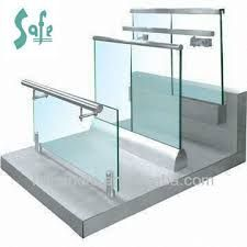 Image result for glazen balustrade