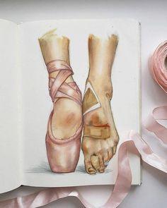 34 ideas gcse art sketchbook hands for 2019 Ballet Drawings, Dancing Drawings, Pencil Art Drawings, Art Drawings Sketches, Cool Drawings, Ballerina Drawing, Dancer Drawing, Ballet Art, Ballet Dancers