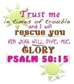 He rescues...
