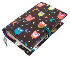 Bible or Book Cover NIGHT OWLS Large size by WhimsyWooDesigns, £20.00