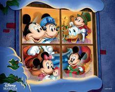 Christmas - Disney - Micky Mouse