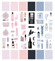 """""""Beauty Rainbow"""" by laurst ❤ liked on Polyvore featuring beauty, Mod Bath and Body, peripera, L.A. Colors, Votary, Alexander McQueen, Charlotte Russe, Lancôme, Yves Saint Laurent and By Terry"""