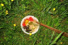 Gebratene Paprika mit Vollkornreis - http://barbaras-spielwiese.blogspot.de/2007/05/chinesisch-inspiriertes-abendessen.html