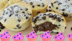Desert Recipes, Doughnut, Nutella, Cheesecake, Food And Drink, Cookies, Baking, Breakfast, Sweet