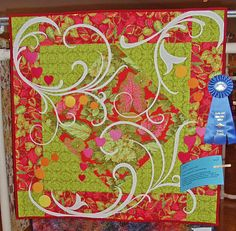 a little eye candy from the local River City Quilters Guild quilt show 2011