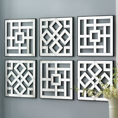 Mirrored Wall Hangings for-the-home