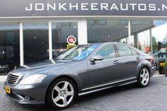 ≥ Mercedes-Benz S-Klasse 350 PRESTIGE 126.000 KM NAP ,AMG Pakk - Mercedes-Benz - Marktplaats.nl