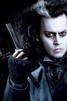 † JOHNNY DEPP † AS Benjamin Barker †