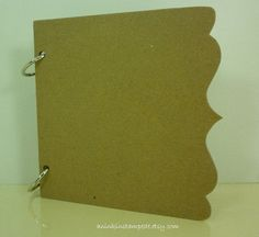 Very elegant chipboard album for all occasions.