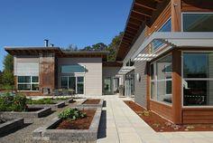 Fazan Vacation Home - Exterior - modern - exterior - portland - SRM Architecture and Interiors