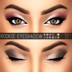 Simpliciaty: Rookie Eyeshadow – N01 • Sims 4 Downloads