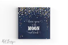 Moon, Boutique, Prints, Red, The Moon, Boutiques