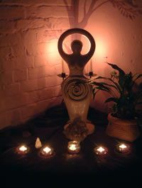 PoA Introduction to Training in Glastonbury Wiccan, Magick, Pagan, Samhain, Candle Sconces, Temple, Wall Lights, Symbols, Cool Stuff