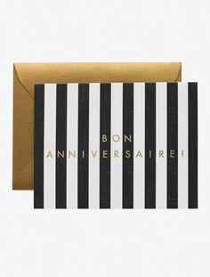 Garance Doré Boutique - Bon Anniversaire Card