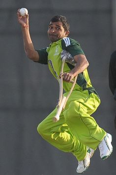 Today we are introducing a unique Cricket fast bowler