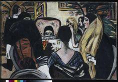 Claridge's - Max Beckmann (1884-1950)