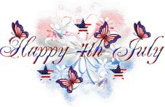Happy Birthday, America and Happy 4th of July from MzPrettyWings to YOU.  Let each one of us make a promise to ourselves that as long as we live, we will help America grow into a better nation with each passing day. One flag, one land, one heart, one hand, One Nation evermore! Happy 4th of July to YOU.  Be Blessed. Be Happy. Be Peaceful. Be Safe.  And most of all have a Marvelous Wonderful Fun Exciting Day!