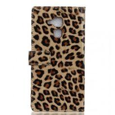 Huawei Honor 7 Lite leopardi puhelinlompakko. #leopardi