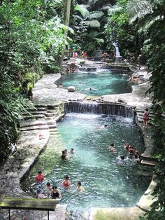 ....how have i not known about this?! Hidden Valley Springs - Laguna, Philippines #TravelDestinationsUsaSpring