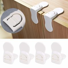 Magnetic Cabinet Safety Lock 3+child Safety Corner Guards 10+plug Socket Cov 10 Less Expensive Other Baby Safety & Health Baby