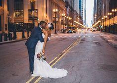 Munaluchi Bride | Art Deco Wedding in Chicago: Camille + Tafsir...