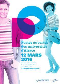 Journées portes ouvertes des universités d'Alsace