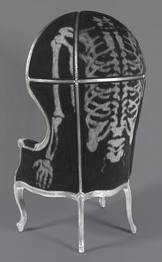 Dome Bones Chair