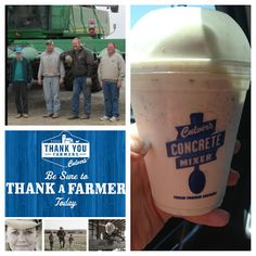 Thank you #Culvers for supporting American Farmers and Ranchers!