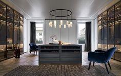 Conheça as propostas da marca italiana de Design de mobiliário que aliam o conforto ao melhor do Design 'Made in Italy'.