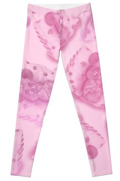 Tiny Sweet Mice on a Tiny Cheesy Pillow Leggings by We~Ivy Couple Look, Mice Mouse, Pastel Fashion, Presents For Friends, Graphic Shirts, Nail Manicure, Mode Inspiration, Magenta, Chiffon Tops