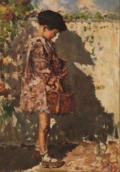 Verso la scuola by VINCENZO IROLLI