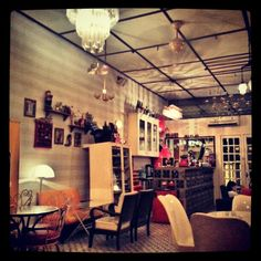 That's Cafe, Johor Bahru, Malaysia - possibly the coolest place in the entire city!