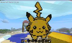 Minecraft Pokeball by kingyousy on DeviantArt