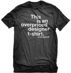 This is a shirt on literalbrand.com