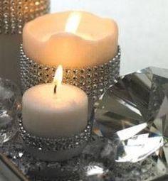 Prett DIY candle